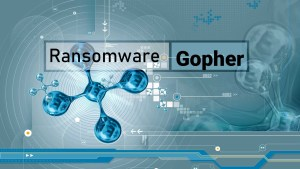 Gopher ransomware