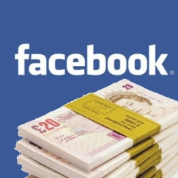 Facebook Lottery Email Scam