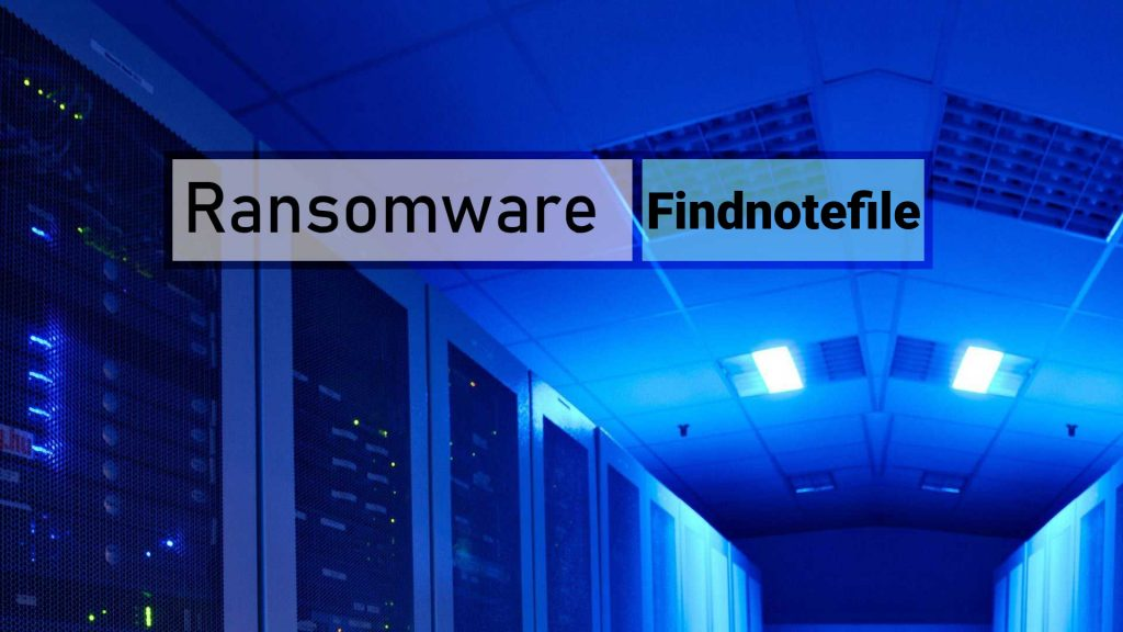 Findnotefile Ransomware